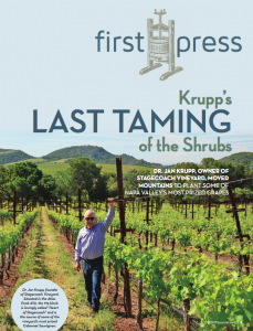 Krupp's Last Taming of the Shrubs