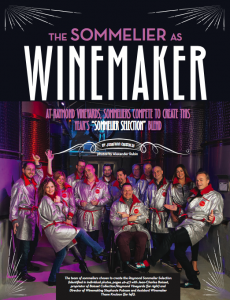 SOMMELIER AS WINEMAKER